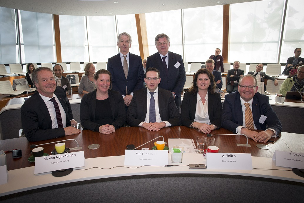 ITEM to play a role in the City Deal 'Eurolab Cross border work, study and business'
