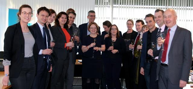 French institute MOT visits ITEM