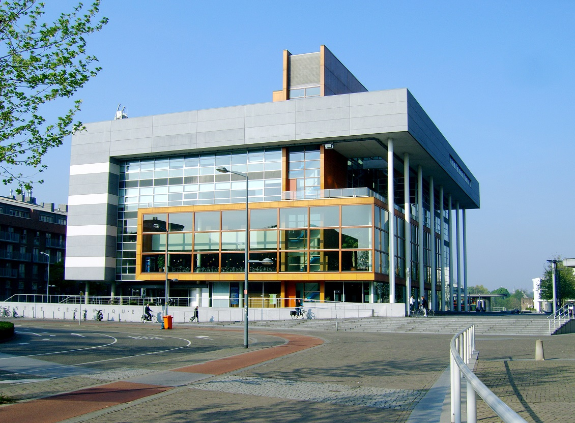 ITEM also located at Centre Ceramique, Maastricht