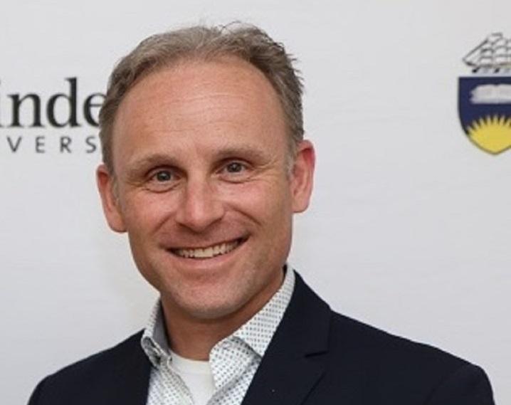 Jeroen Hendriks, alumnus in Australia