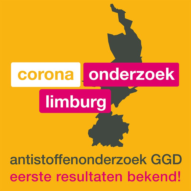 First results Corona antibodies study Limburg
